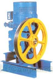 traction machine(elevatorparts) 1