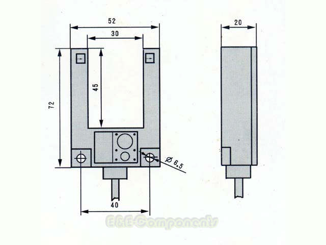 levelling inductor(elevatorparts)for mitsubishi 2