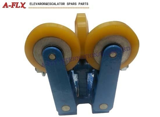 Type:GS-048,Elevator roller guide shoes