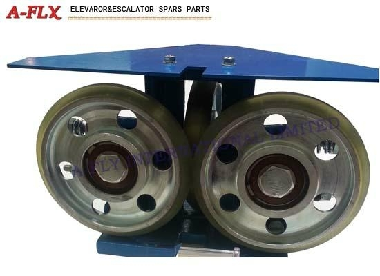 Type:GS-050,Elevator roller guide shoes