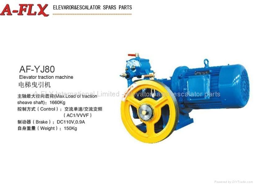 AF-YJ80(200-350Kg,0.35-0.8m/s)