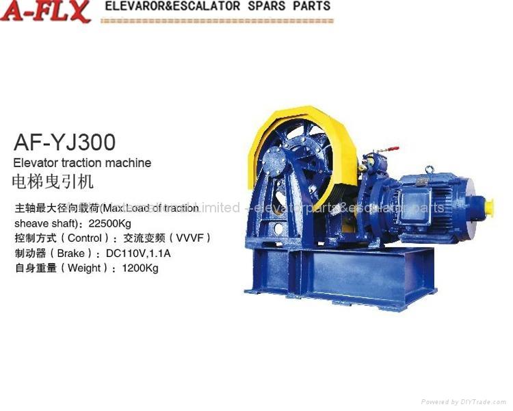 AF-YJ300(2500-5000Kg,0.5-1.0m/s)