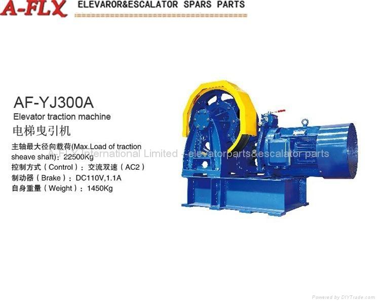 AF-YJ300A (2500-5000Kg,0.5-1.0m/s)