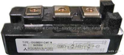 Elevator IGBT CM100DY-24H For LG elevator parts 1