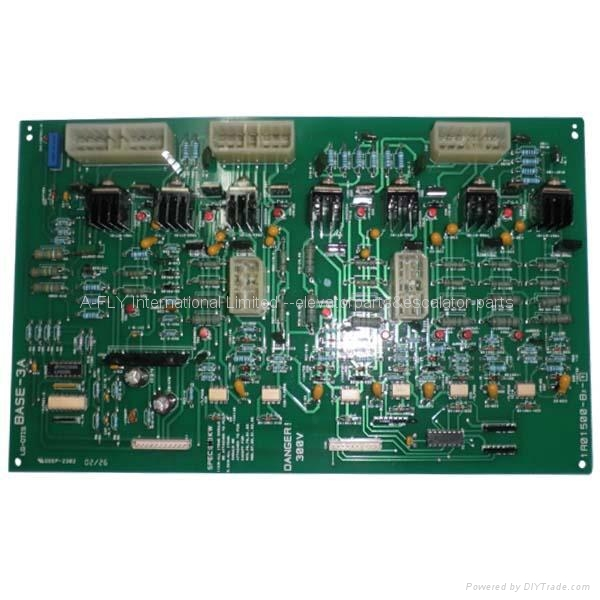 BASE-3A Elevator PCB For LG-  P 1