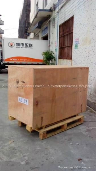 AFYJ250B1600 KG Traction Machine  2