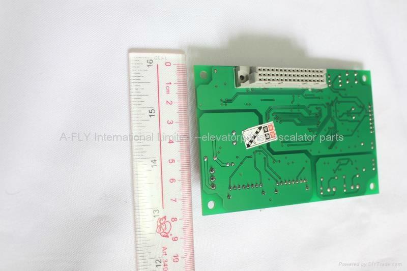 WJE-0611 PCB For  Hyundai Elevator 3