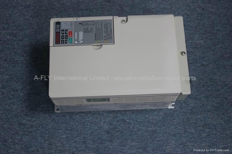 V1000 Inverter VB4A0038  For Many Type Elevator