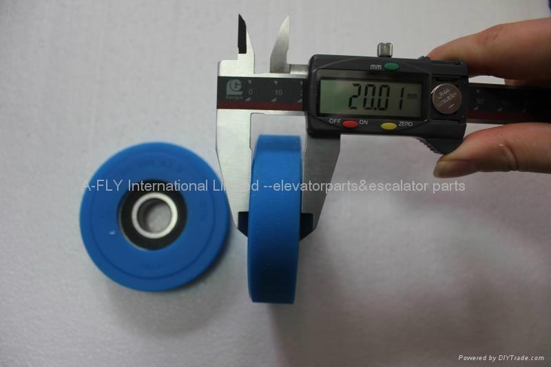 GO290AJ11 D76 Blue step roller  4