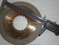 18 Teeth Escalator magnetic Brake disc