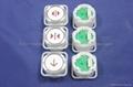 4 Pin Button,AC/DC 24V Square Push