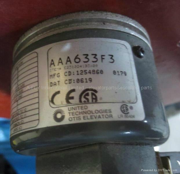 AAA633F3 Encoder,Upgraded Version By AAA633F2 Elevator Encoder  1