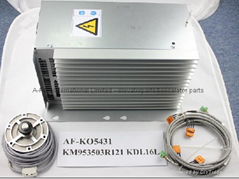 KDL16L /  KM953503R121 Inverter For Elevator