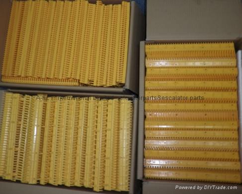 Escalator Step K-edge ASA00B037-MM for LG Escalator Spare Parts 1