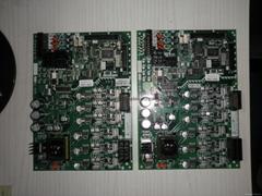 KCR-750C Elevator Door Control Boards YX303B041 For Mitsubishi Elevator Parts