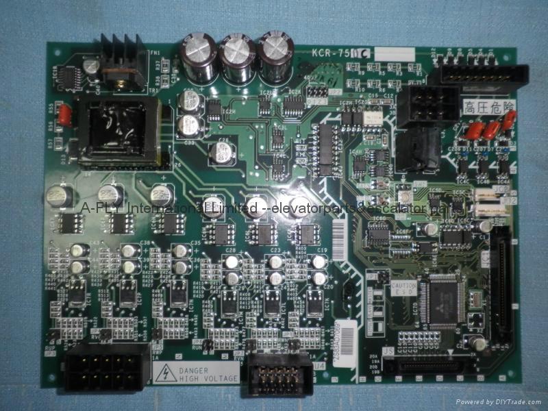 KCR-750C MotherBoard PCB for Mitsubishi  ID Nr YX303B041 1