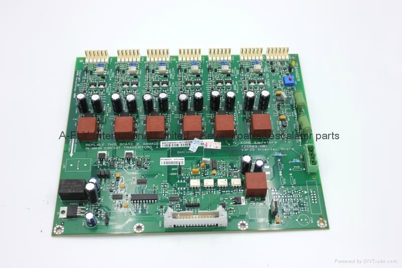M725800G01 Electronic Circuit Board PCB for  Elevator Parts 1
