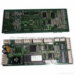 Elevator PCB DHL-270 Electronic Circuit Board  ID Nr AEG03C346 * A