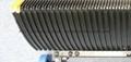 Escalator Step for Mitsubishi Escalator 1000MM 35 Degree With Yellow Demarcation