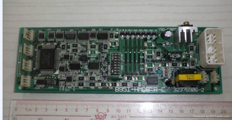B95I - HMDB Electronic Circuit Board for Hitachi Elevator Spare Parts 2