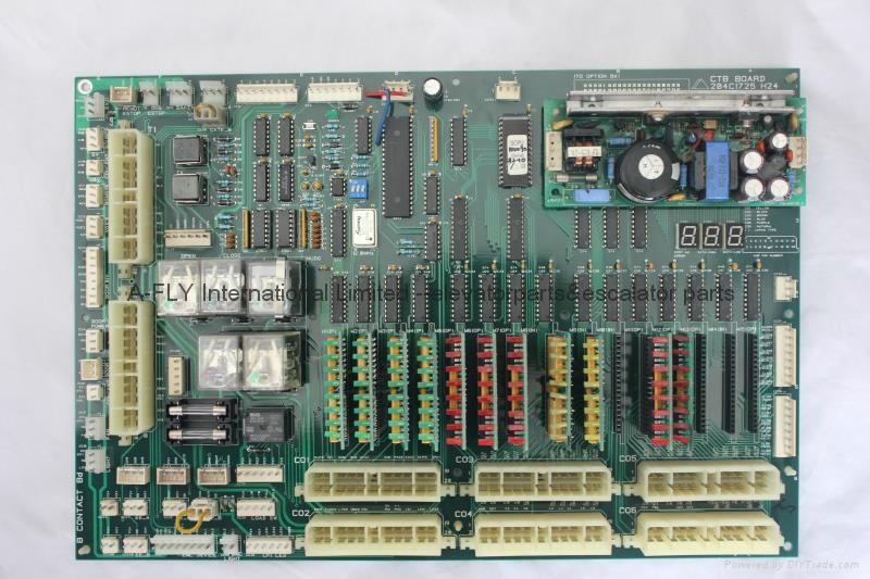 CTB Inverter Printed Circuit Board For Hyundai Elevator 1