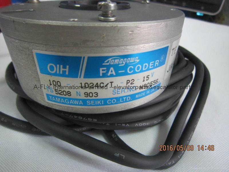 JAA00633ABF003 Tamagawa Encoder 3