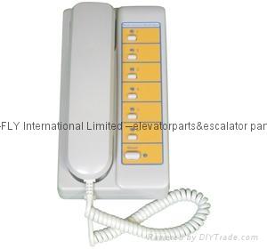 電梯五方通話對講機 9