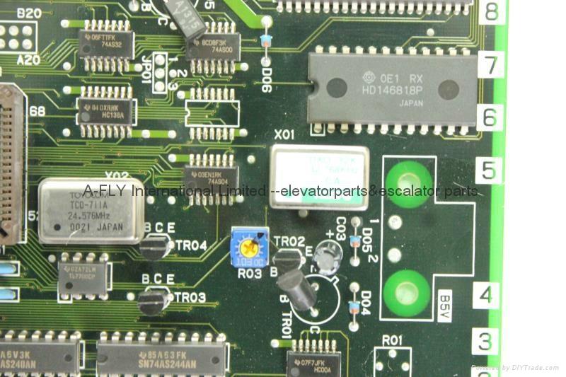 KM397452G01 PCB Board Manufacturer Elevator Parts 2
