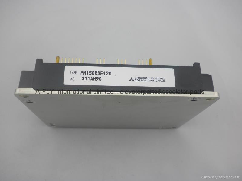 PM150RSE120 IGBT Elevator Module For Mitsubishi Elevator Spare Parts 1