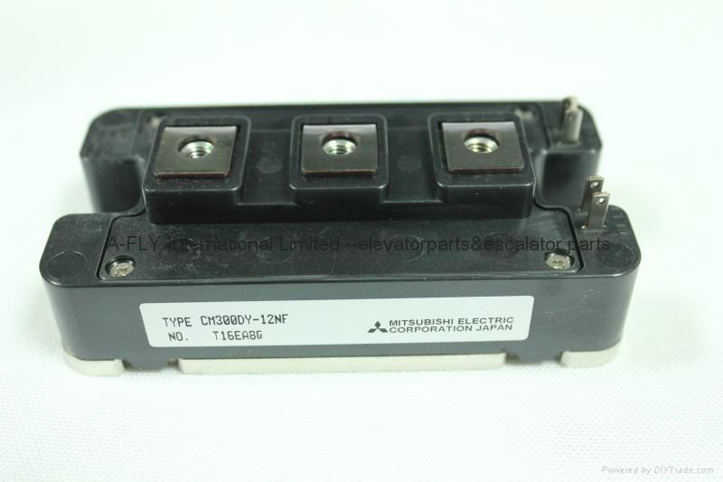 IGBT Elevator Module CM300DY - 12NF CM300DY - 12H  1