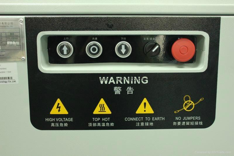 NICE - CB1 - B - AL2 - 4007 Elevator Controller 7