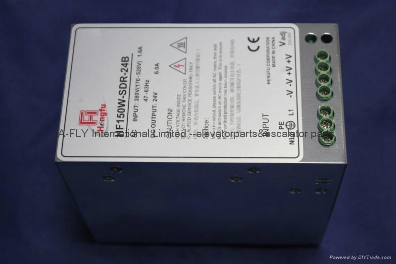 hf150w - sdr - 24b Power Supply 1