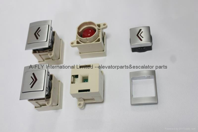 YEU720N09B Button For LG SIGMA Elevator Parts 3