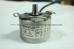 Hengstler Encoder RF538192 / E190A Elevator Parts