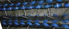 Step chain(escalator components)