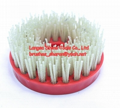 4 inch diamond brush