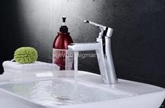 New design high-grade brass single-hole faucet