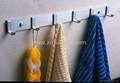 Bathroom Clothes Robe Hook 2