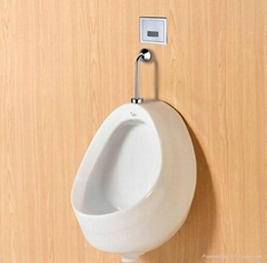 Bathroom accessories ceramic hunt type urinal