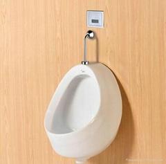 Bathroom accessories ceramic hunt type urinal