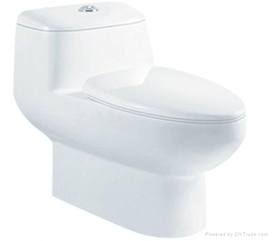 Construction Toilet Bowl : Bathroom sanitary ware wc toilet siphonic one piece