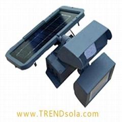 Solar Infrared Motion Sensor Light
