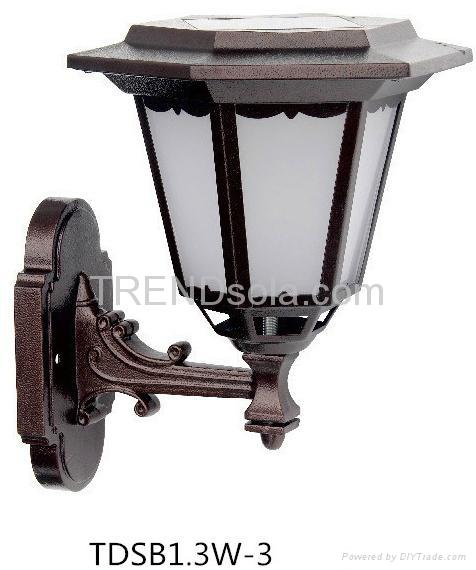 Solar Post Lamp 2