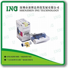 美吉卡ID卡打印机彩色带MA300色带