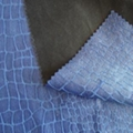 Suede Shoes Material Bonding Fabric