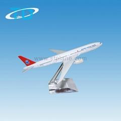 B777-300 1:400 18.5CM metal handcraft model plane