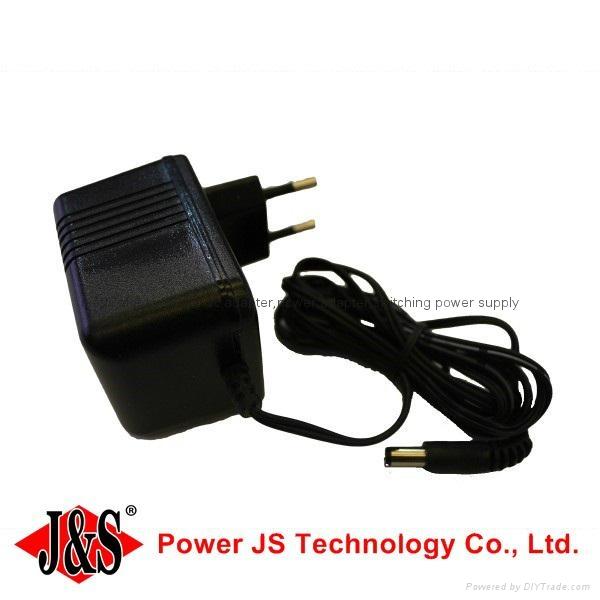 ac adaptor 230v-50hz dc 12v 500ma power supply linear adapter