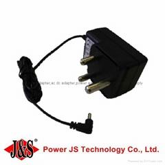 南非插墙电源RoHS规范6V 500ma