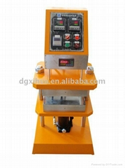 手動硫化壓片機