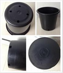 gallon pot , nursery pot , plastic flower pot ,Xmas tree pot